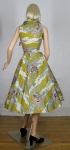 Kamehameha Vintage 50s Hawaiian Full Skirt Dress 06.jpg
