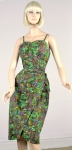 Nani of Hawaii Vintage 50s Hawaiian Sarong Dress