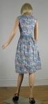 Gorgeous Floral 60s Garden Party Summer Dress 04.jpg