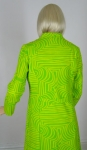 Op Art Vintage 60s Go-Go Lemon Lime Dress & Coat Ensemble 06.jpg