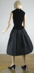 Polka Dot Stars Vintage 50s Party Dress 07.jpg