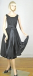 Fab Vintage '60s Floaty Chiffon Party Dress