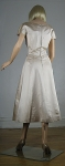 Vintage 50s HATTIE CARNEGIE Champagne Silk Satin Dress 07.jpg