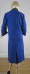 Signature Cobalt Blue Vintage 50s Dress & Jacket  08.jpg