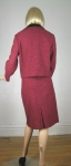 Tweed Raspberry Vintage 60s Velvet Trim Suit 05.jpg