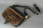Unusual Vintage 70s Mexican Shoulder Bag