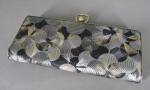 Swirly Atomic Vintage 50s Eyeglass Case