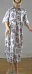 Flamenco Dancer Vintage 50s Novelty Print Summer Robe 02.jpg